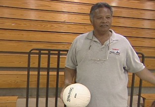 Hawaii man finds aneurysm after volleyball strike