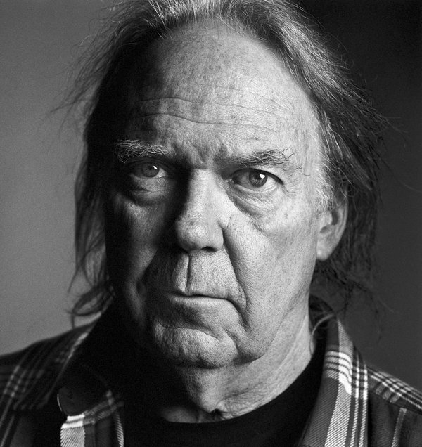 Neil Young discusses aneurysm in new memoir, Waging Heavy Peace